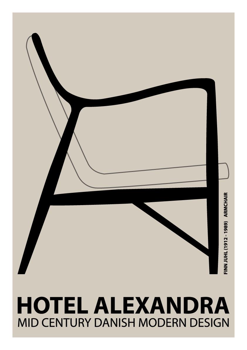 A3-Finn-Juhl-Print