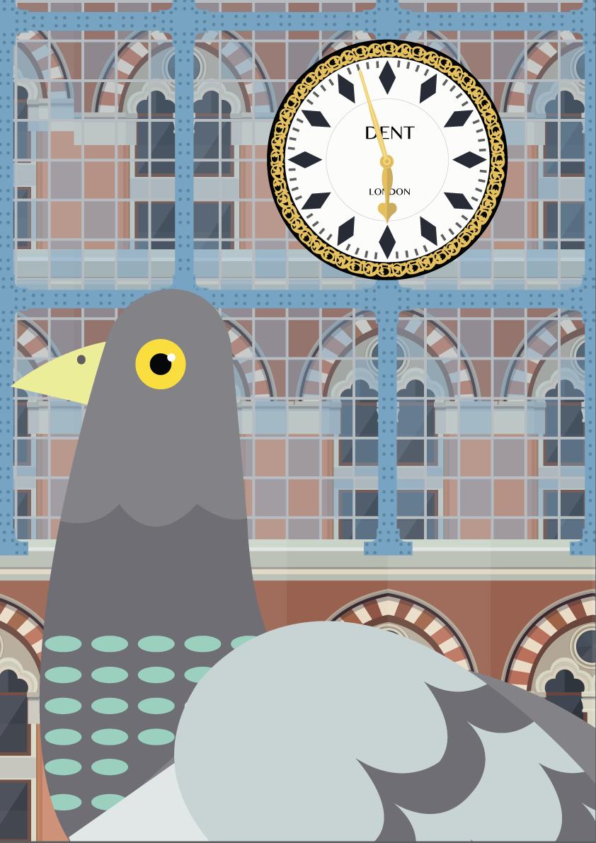 St-Pancras-Station-Pigeon
