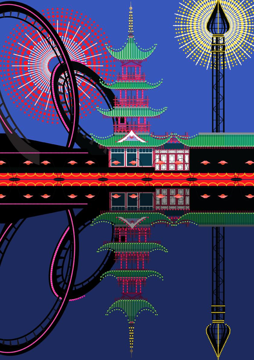 Tivoli-Pagoda