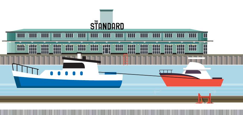 Kulturhavn - God stil i havnen