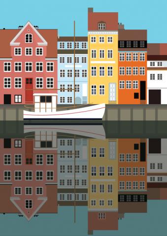 Nostalgic-Christianshavn-print-A3