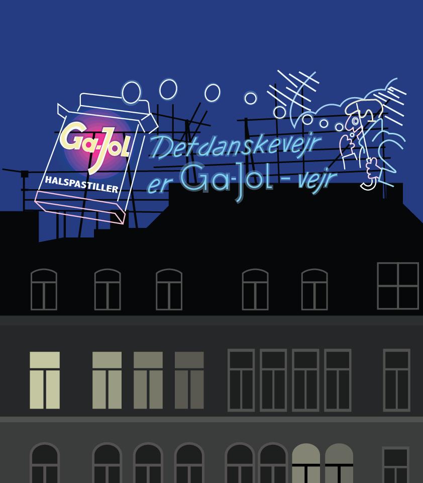 Nostalgic-Vesterbro-print-A3