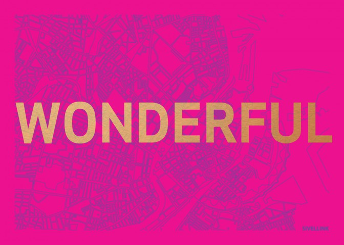 Pink-Wonderful-Copenhagen-Poster