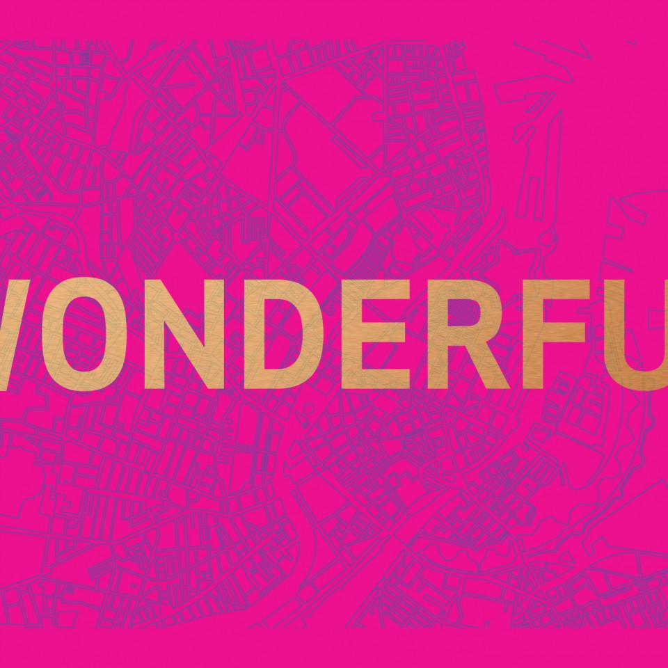 Pink-Wonderful-Copenhagen-Poster