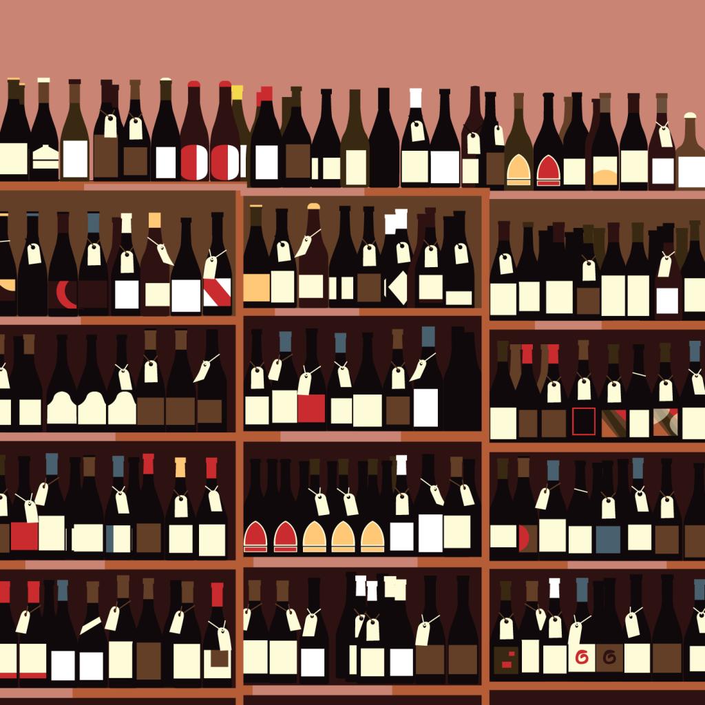 Wine-texture-detail