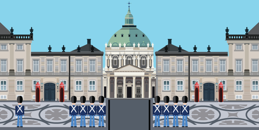Amalienborg-day