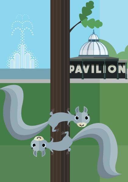 Victoria Park Squirrels