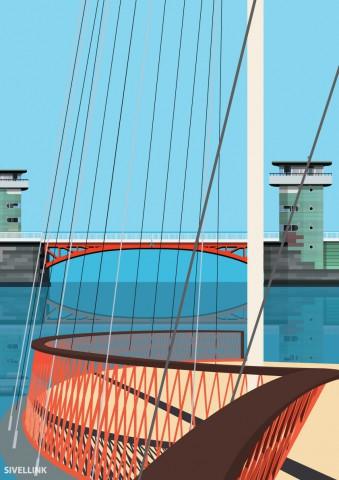 circle-bridge-a3-print